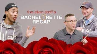 Ellen's Staff Recaps Week 2 of 'The Bachelorette' with Special Guest Kalen Allen!