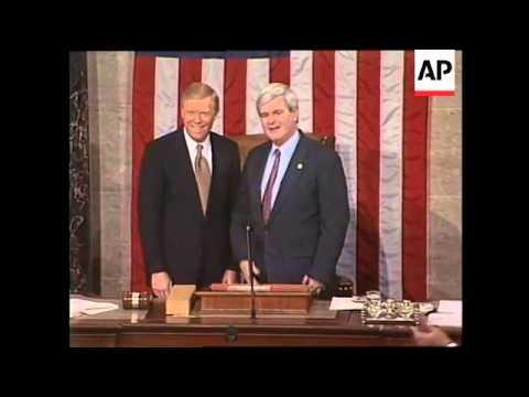 USA: REPUBLICANS TAKE CONTROL OF US CONGRESS