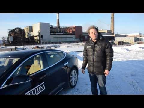 Frederic Hauge foran Norilsk Nikel i Russland
