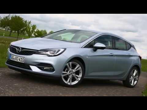 New Opel Astra 2020