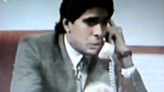 """Simon Pestana como """"Armando"""" en  la telenovela """"Morena Clara"""""""