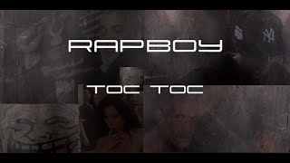 RapBoY - Toc Toc (Lyric Video) - طوك طوك