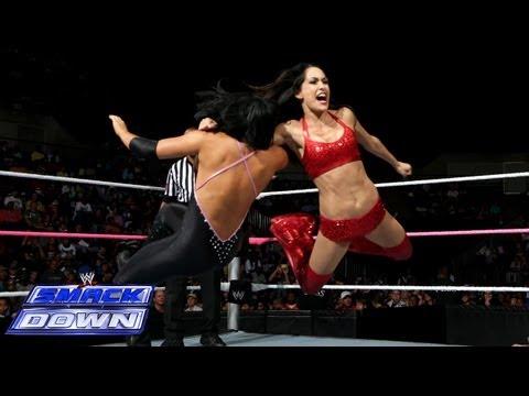 Brie Bella vs. Aksana: SmackDown, Oct. 4, 2013
