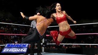Brie Bella vs. Aksana: SmackDown, Oct. 4, 2013