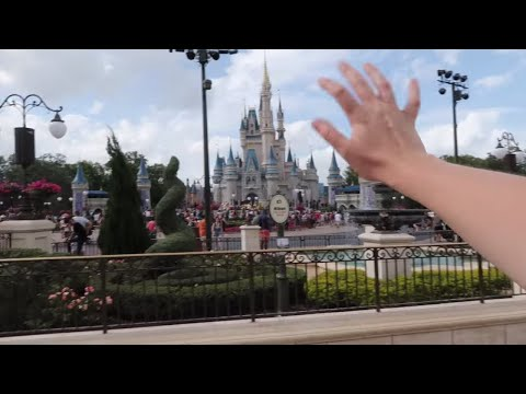 Last Minute Trip To Magic Kingdom Walt Disney World Resort | Orlando Florida Vlog
