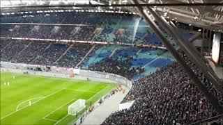 500 Napoli Fans in Leipzig: Europa League 2017/2018
