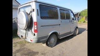 Продаю Соболь-Баргузин ГАЗ-2217 2004 г.в.(ролик для АВИТО)