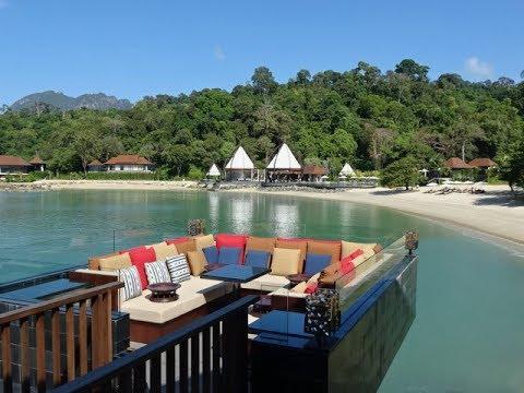 Ritz Carlton Resort, Langkawi, Malaysia