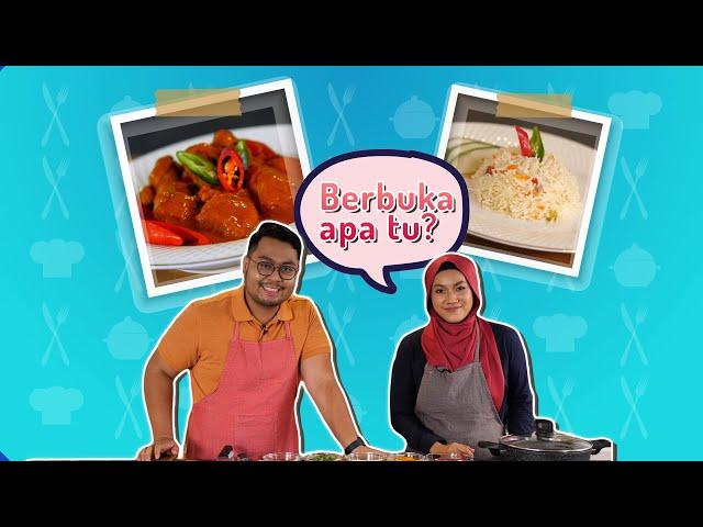 Dapur Healthy bersama Chef Ezani