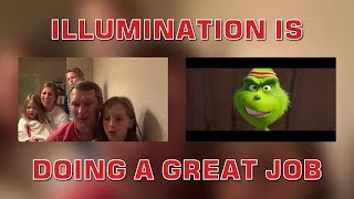 SawItTwice - The Grinch - Official Trailer #3 [HD] Live Reaction