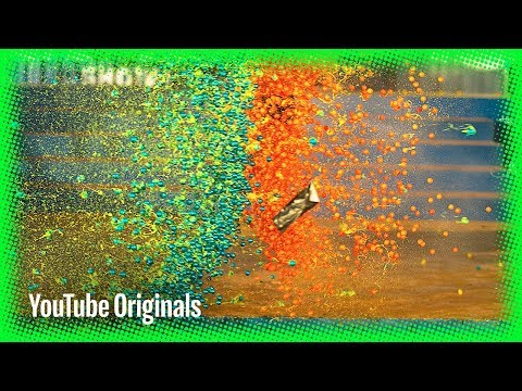 Paintball Shotgun in 4K