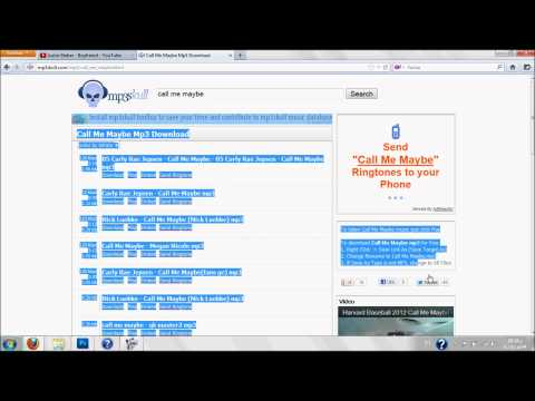 How to Download From MP3SKULL.COM