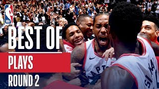 Download Best Plays of the 2019 NBA Playoffs | Second Round Mp3 and Videos