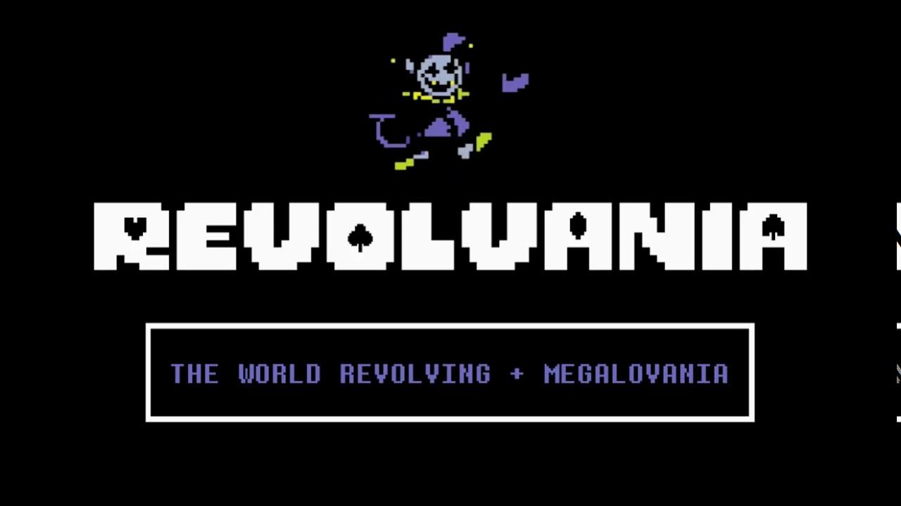 Undertale/Deltarune - REVOLVANIA