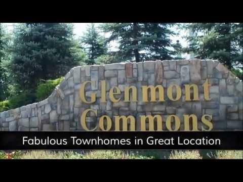 Glenmont Commons, Parsippany, NJ Townhomes - Community  Tour