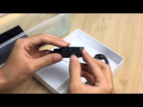 Mở hộp Xperia Z - Tuyệt phẩm của Sony - CellphoneS