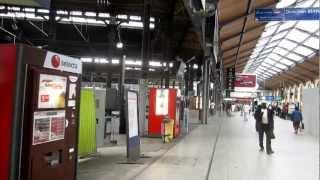Gare St Lazare Paris Train Station to Bayeux