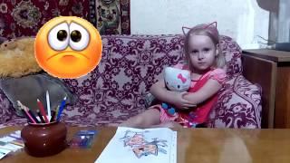 Любимые раскраски принцессы Анны:-)