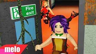 We're off! Roblox Music Parody ? Becky G, Natti Natasha - No Pyjama (PARODIA)