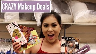 CRAZY!! MAKEUP STEALS AND DEALS!!! Anastasia Beverly Hills Too Faced Smashbox | MAKEUPBYPITA
