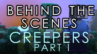 Behind the Scenes - Lego Minecraft: Creepers Pt 1