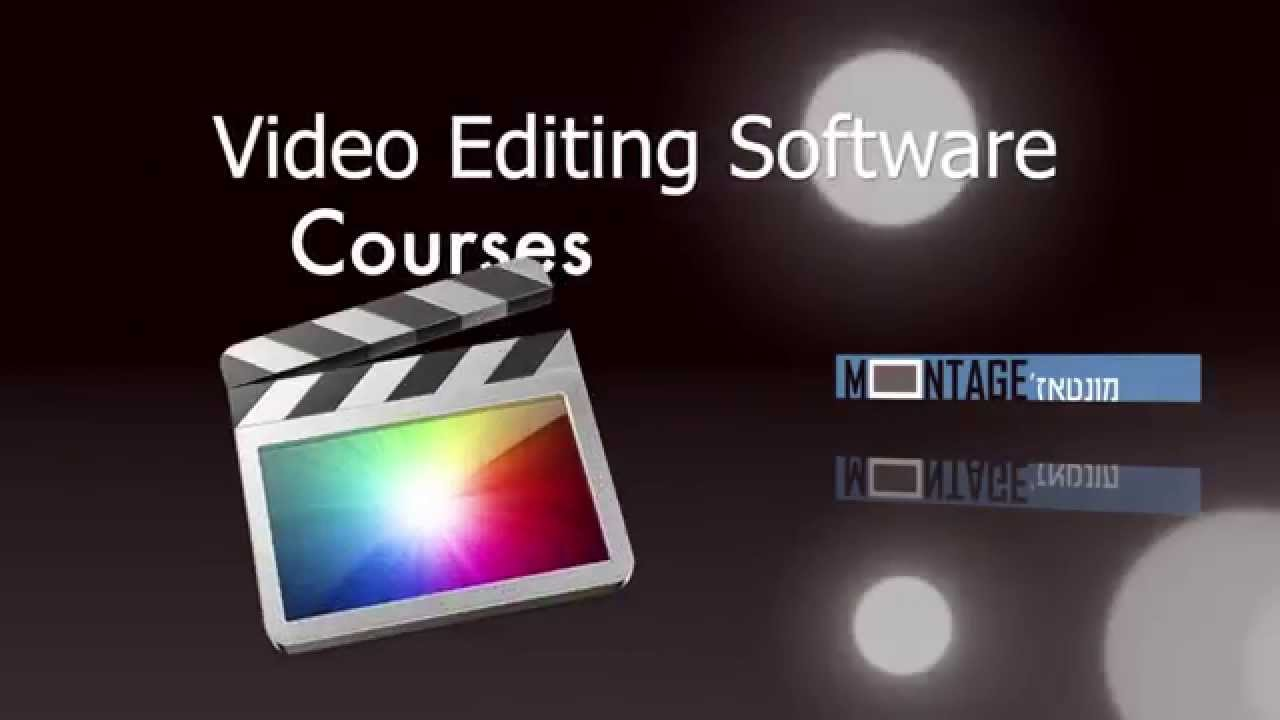 how to make a montage in final cut pro