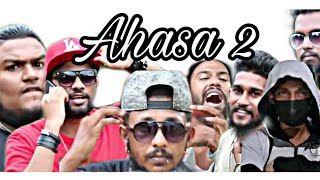 FIRST REACTION : AHASA 2 (Shady Reactions)