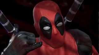 Deadpool Comic-Con Teaser Trailer