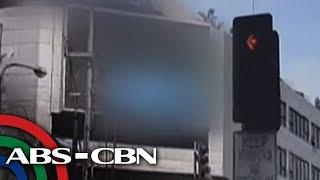TV Patrol: Nangangasiwa ng 'porno billboard,' maaaring bawian ng permit