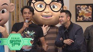 Jarjit, Susanti Dan Ehsan Ngajak Main Ke Jakarta Nih - Rumah Mama Amy (18/10)