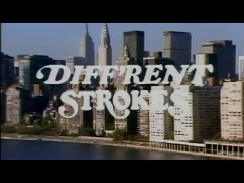 Diff'rent Strokes 1978 - 1986 Opening and Closing Theme