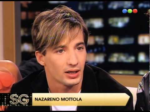 Nazareno Mottola y su salto a la fama - Susana Gimenez 2008