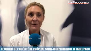 La Minute Santé : le centre de l'obésité de l'hôpital Saint Joseph reçoit le label PACO