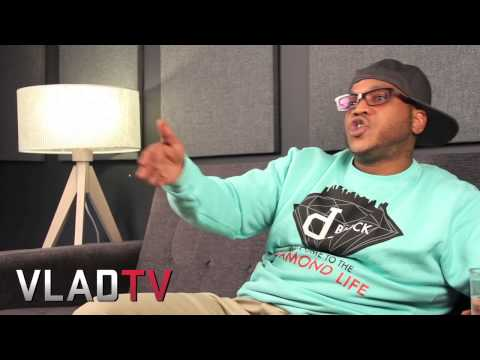 Styles P on Giving Advice to Kids About Smoking