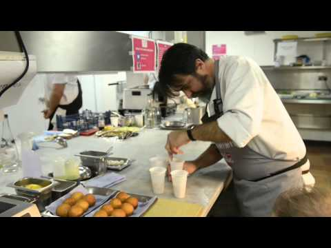 Four Seasons London At Park Lane - Who's Cooking Dinner 2015