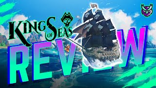 King of Seas Nintendo Switch Review - Portable Pirate Adventure! (Video Game Video Review)