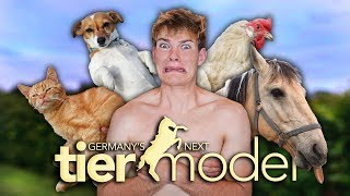 GERMANY'S NEXT TIERMODEL - Das Nacktshooting | Joey's Jungle