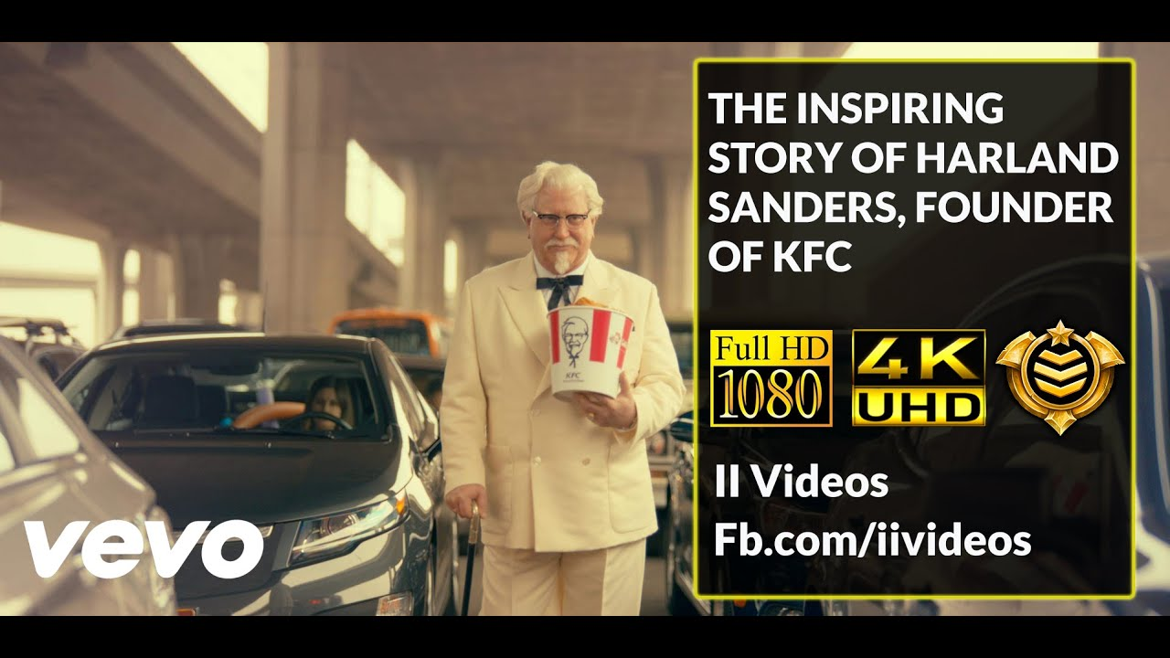 The real story of Colonel Sanders is far crazier than this
