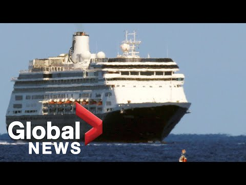 Coronavirus Outbreak: Cruise Ships With COVID-19 Cases Onboard Dock In Florida | FULL