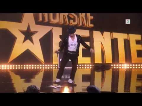 Norway's Got Talent 2017 - Michael Jackson (Norske Talenter) 🔊🎶