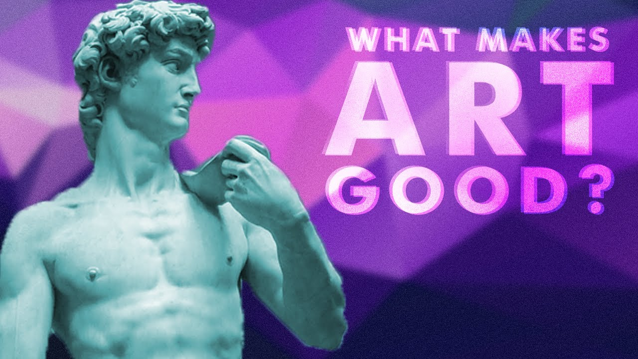 Výsledek obrázku pro What makes something art?