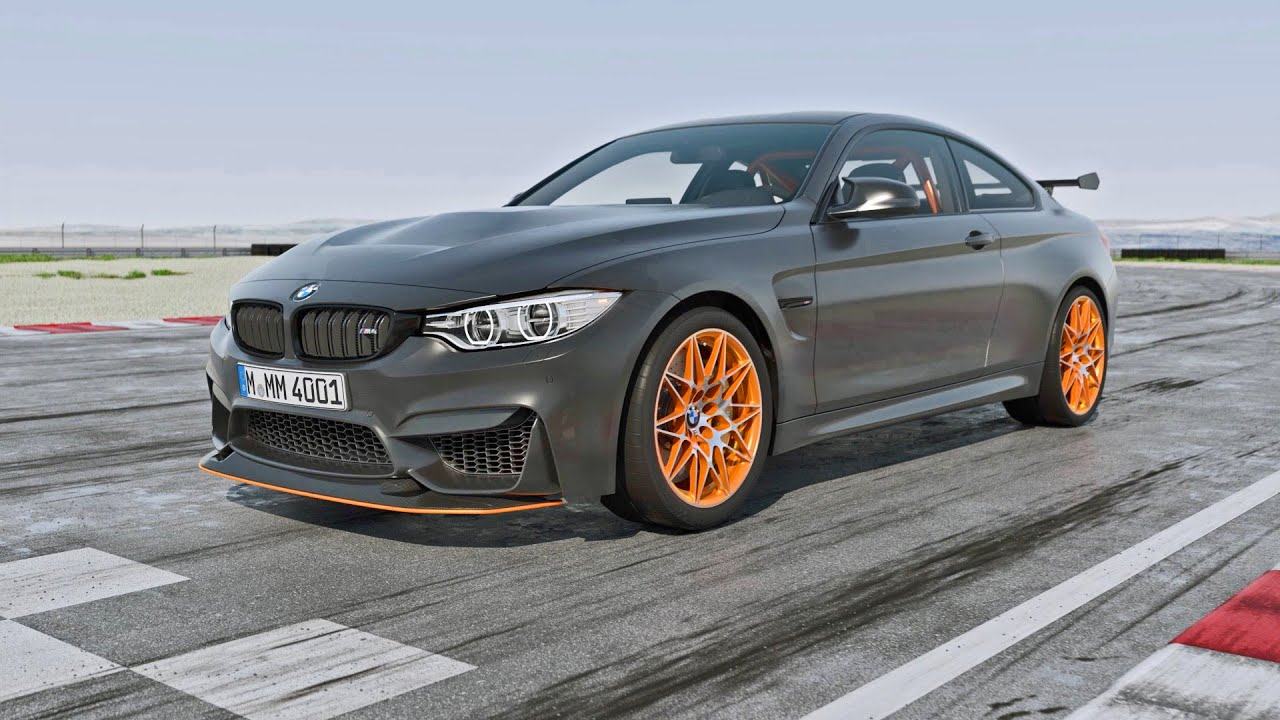 Water Injection BMW M4 GTS   YouTube