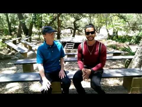 Gavin Tucker Interview at Dr. Bernard Jensen's Hidden Valley Health Ranch Hippocrates Circle