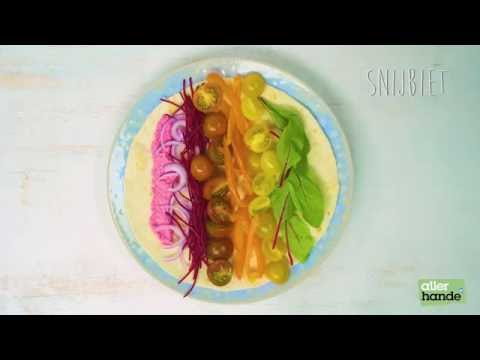 Falafel Rainbow - Allerhande