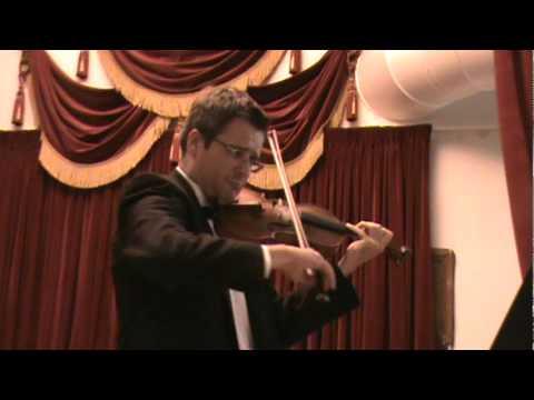 "Stanislav Antonevich plays Saint-Saëns' ""The Swan"""