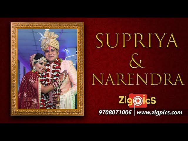 Cinematic Video | Supriya & Narendra | Zigpics | 2020