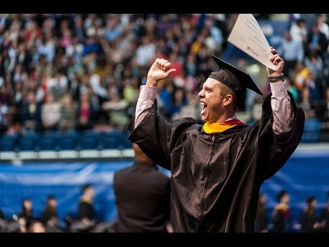 The Wharton School - Undergraduate Graduation 2014