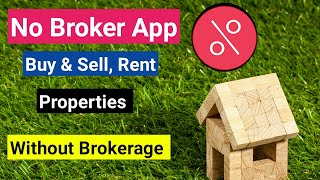 No Broker App For Buy & Sell Or Rent Properties screenshot 2