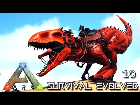 ARK: SURVIVAL EVOLVED - NEW INDOMINUS REX PRIMEVAL TAMING !!! E10 (MODDED ARK PUGNACIA DINOS)