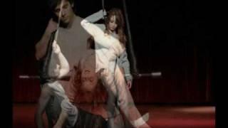 Rosalie et Luidge - Diaporama Duo trapeze 2009